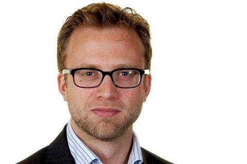 Stortingsrepresentant Nikolai Astrup (33) legger ned sine to profiler på Facebook.