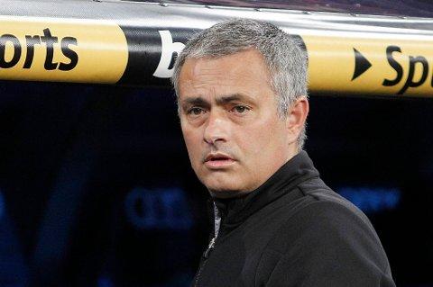 José Mourinho hinter stadig til UEFA-ledelsen.