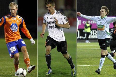 Jo Nymo Matland, Markus Henriksen og Riku Riski er blant kandidatene det kan stemmes på denne runden.