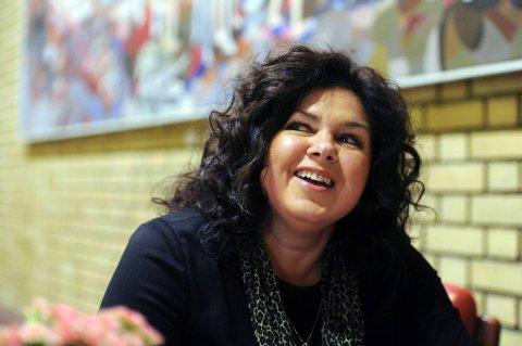 Stortingsrepresentant Laila Marie Reiertsen (Frp) vil premiere elever som fullfører 12-årig skole.