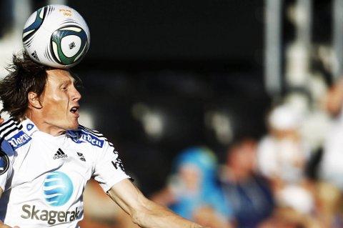 Frode Johnsen scoret lørdag sitt eliteseriemål nummer 100.