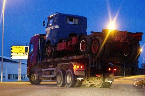Denne lasten ser helt grei ut, mener Statens vegvesen.
