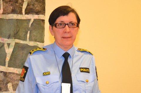 Politiadvokat Julie Møller Digre fikk rettens medhold i at mistanken mot den fengslede vegårsheikvinnen er styrket.