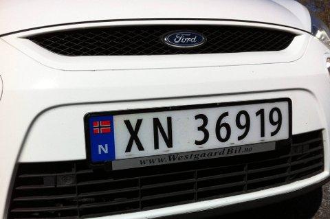 Nå er det slutt på oblatene som norske bileiere har mottatt siden 1993.