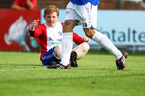 FUVO-spiller Jermund Udnæseth.