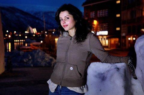 I TROMSØ: Amrita Archaya har tidligere uttalt til Nordlys at drømmen er å spille på Hålogaland Teater.