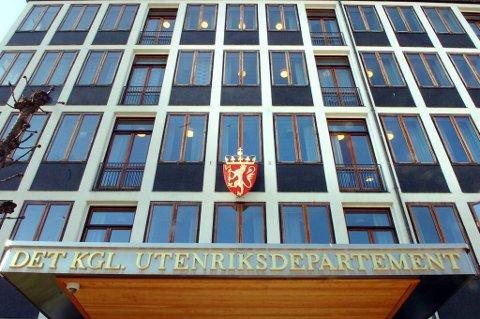 Den norske ambassaden i Ankara fikk først høre om saken fra omtale i tyrkiske medier, sier kommunikasjonsrådgiver Kjetil Elsebutangen i UD.
