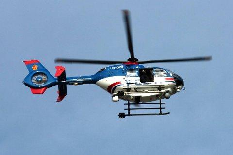 Det nye helikopteret skal betjene Oslo-området.
