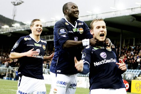 Strømsgodset tok tilbake tabelltoppen etter seieren mot Tromsø.