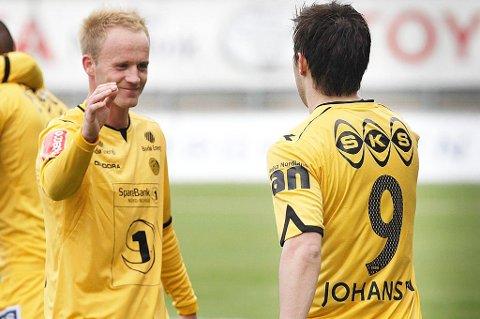 Tommy Knarvik vant den tiende kåringen av rundens mål 2012.