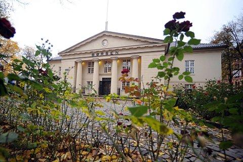 Oslo Børs opplevde et kraftig fall onsdag.