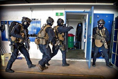 Denne uken gjennomfører Forsvaret og politiet terrorøvelsen Gemini.