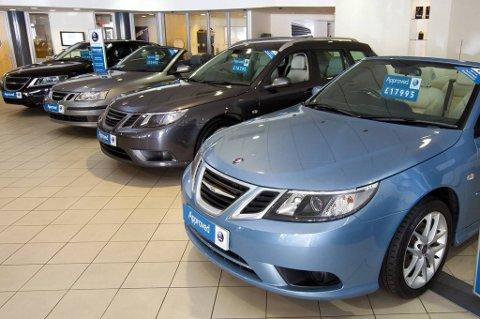 Saab kan bli kjøpt opp av et elbilselskap.