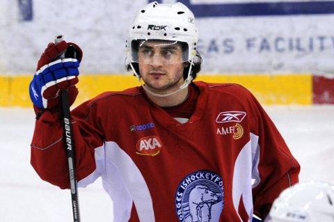 Mats Zuccarello Aasen skal være klar for en russisk KHL-klubb.