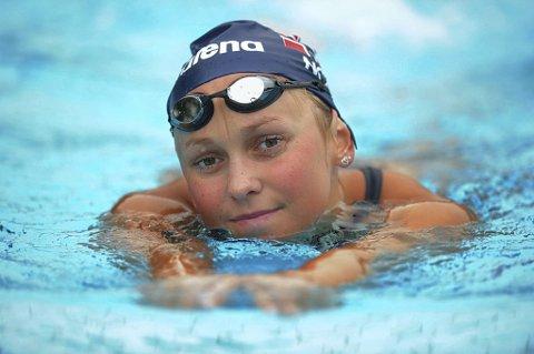 Katharina Stiberg er klar for EM-finale.