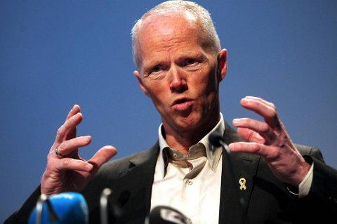 Den norske generalmajoren Robert Mood fordømmer angrepene i Syria.