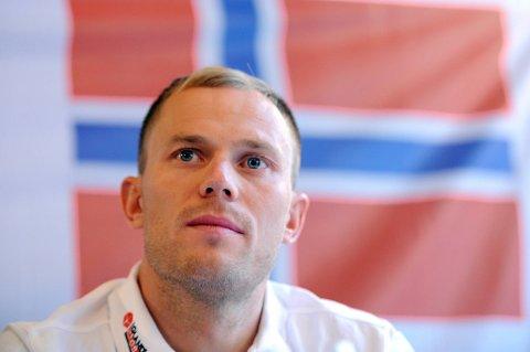 Thor Hushovd blir kaptein for det norske sykkellaget i OL.