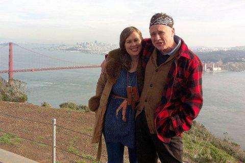 Sailorine er klar med tredjeskiven, der hennes nybakte ektemann Mark Olson er med som duettpartner - slik hun har vært på hans såvel som på siste Jayhawks-skiven.