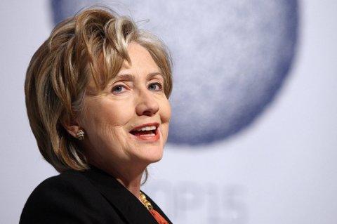 USAs utenriksminister Hillary Clinton er i Norge, Hun skal delta på helseseminar, møte Utøya-ungdommer og besøke Tromsø.