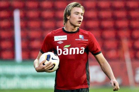 Alexander Søderlund er med i troppen som møter Kroatia.