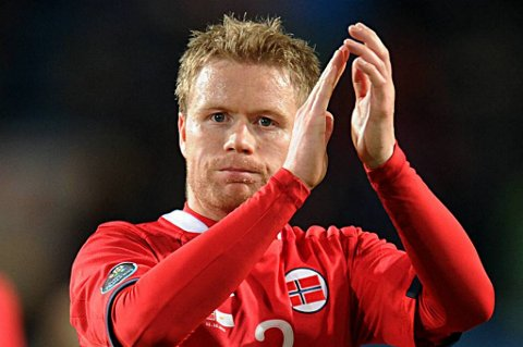 Tom Høgli er klar til lørdagens landskamp.