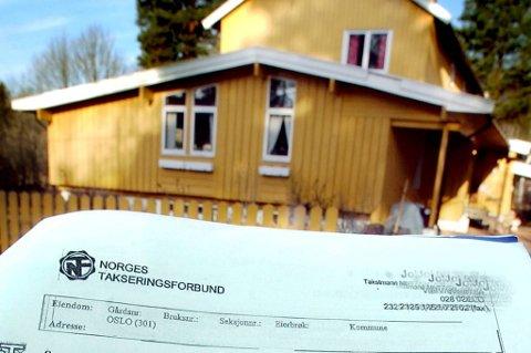 Mange boligeeiere forsøker å få takstmannen til å sette feil takst på boligen.