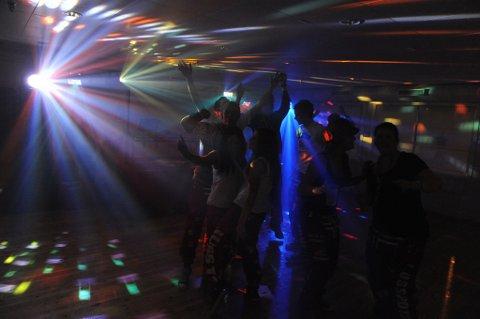 Det blir diskotek i kulturhuset på Husnes laurdag kveld. (Illustrasjonsbilde).
