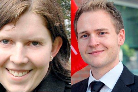 Ida Kristine Teien og Lasse Juliussen skal være med i hovedkomiteen for Lillehammer Ungdoms-OLs organisasjonskomite.