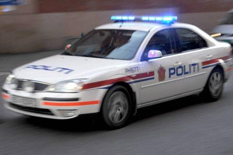 En person er stukket i halsen i en leilighet i Stavanger.