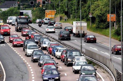 Norske biler kan få fartssperrer.