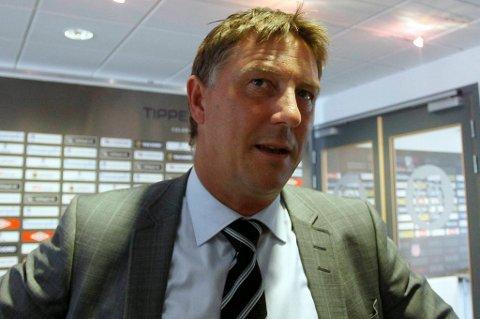 Kjell Jonevret kan bli ny Viking-trener.