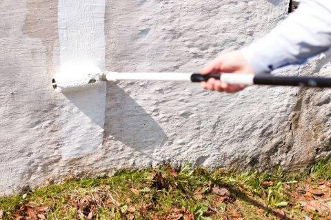 Det finnes egne fargekart for mur som er lure å ta i bruk, for man vil gjerne unngå de grelleste fargene. Alle murmalinger er vanntynnede og kan benyttes fra 0 °C.