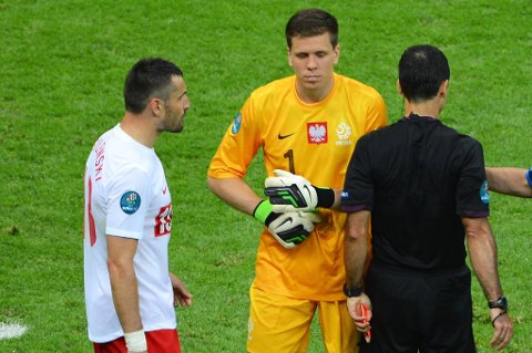 Wojciech Szczesny spiller ikke neste Polen-kamp.