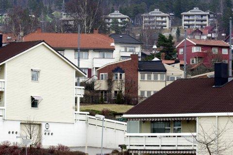 Stadig flere velger nå å binde boliglånstrenten.