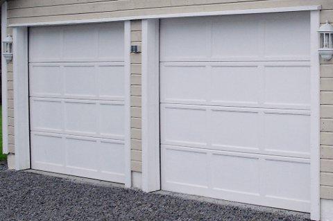 Det skal bli enklere å bygge ny garasje på egen eiendom.