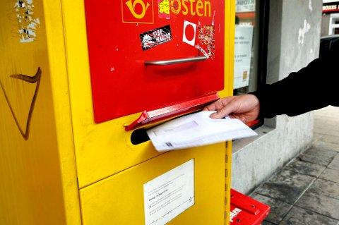 EU nevner konkret blant annet postdirektivet, som regjeringen i mai i fjor varslet at den vil reservere seg mot.