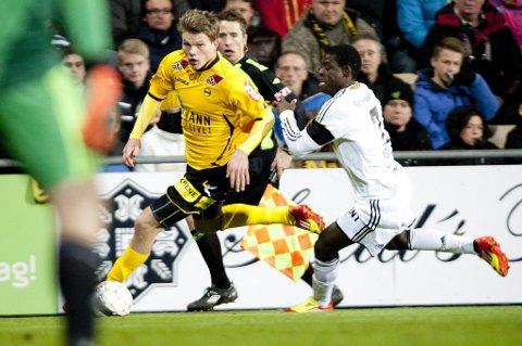 DRAMA: Björn Bergmann Sigurdarson er nær en overgang til Wolves.