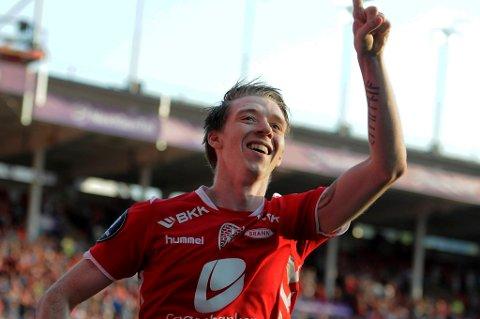 Blir det mer jubel for Birik Már Sævarsson i kveld?