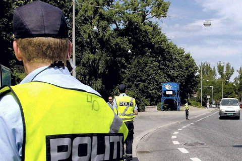 En elleve år gammel gutt som flere ganger har forsøkt å kjøre bil fra Bryne til Danmark, var tirsdag tilbake bak rattet.
