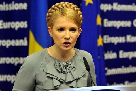 Julia Timosjenko er så langt dømt til sju års fengsel, men risikerer enda en lang fengselsdom som følge av den nye rettsprosessen.