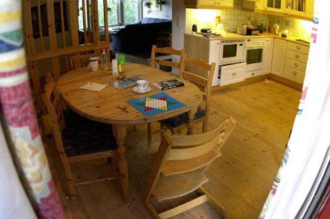 Et hus som ser bebodd ut, kan holde tyver borte når du er bortreist. En kaffekopp og noen leker på bordet kan være nok.