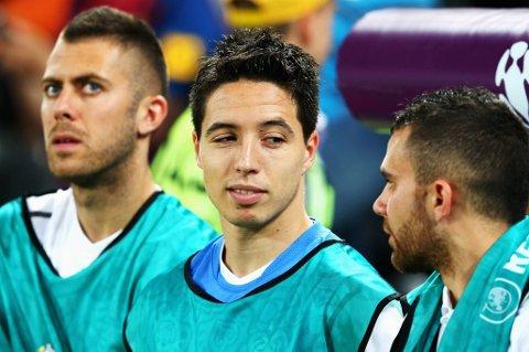 Samir Nasris dager som fransk landslagsspiller kan være over.