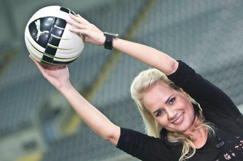Julie Strømsvåg og resten av TV 2 er fornøyd med tallene fra EM-finalen.