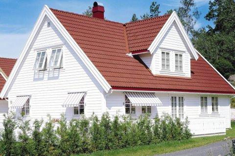 Drømmen: De fleste av oss ønsker å bo i en enebolig, men veien fram dit er kronglete og lang.