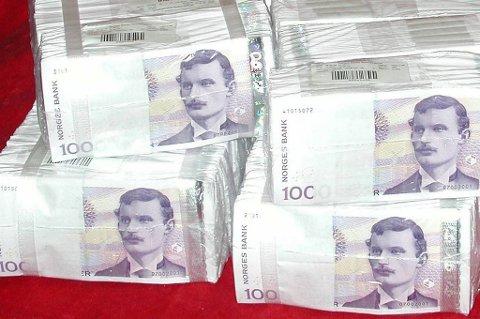 Arvid Birkeland er i tillegg til fengselsstraffen idømt en bot på to millioner kroner for hvitvasking.
