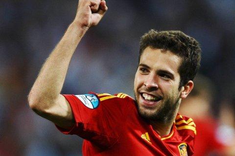 Jordi Alba blir å se under OL.