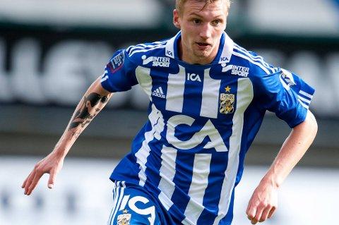Sebastian Eriksson forlater IFK Göteborg for godt.