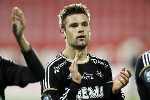 Jim Larsen kan være på vei til Club Brugge.