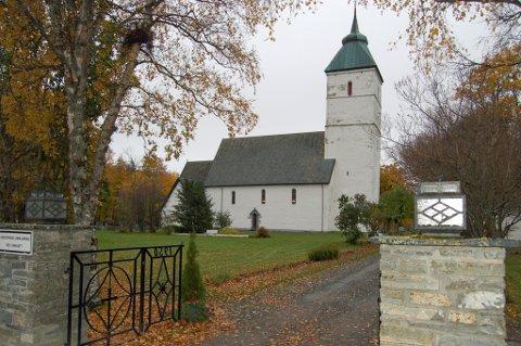 Værnes Kirke.