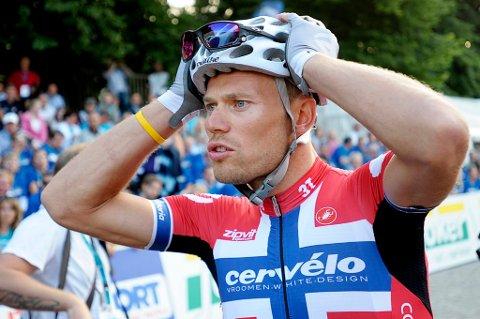 Thor Hushovd sykler ikke OL.